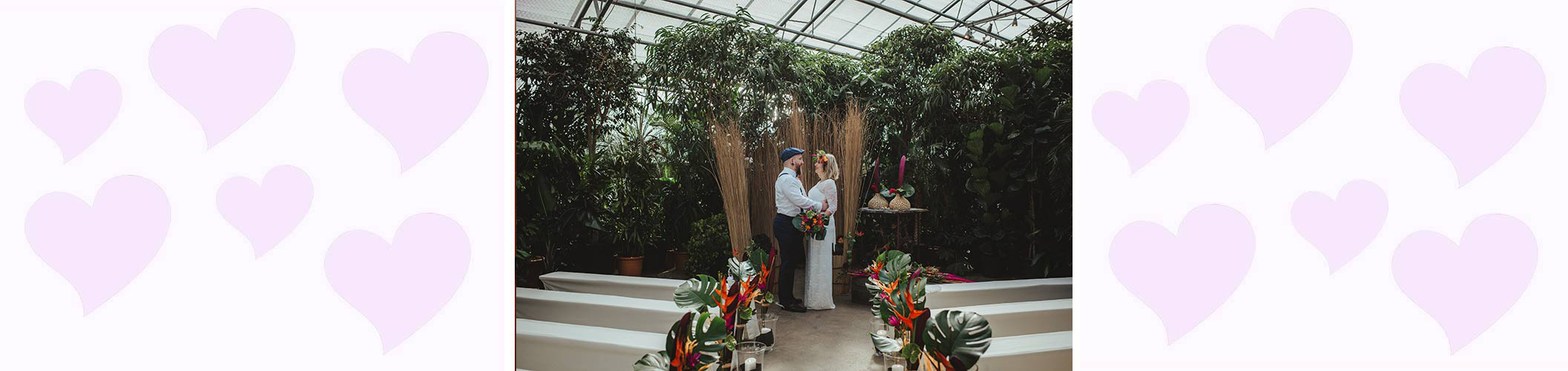 Styled Shooting: Tropical Wedding